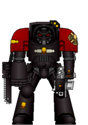 Knights of Apocalypse Terminator