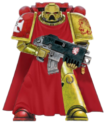 Golden Reclaimers Janissary