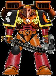 Phoenix Knight Assault Marine 2