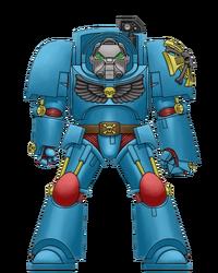 SpaceMarineTerminator