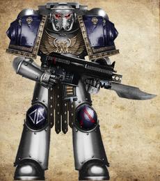 Silver Centurion Astartes