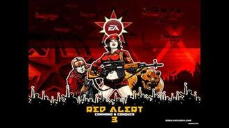 Command & Conquer- Red Alert 3 Soundtrack- The Big Apple