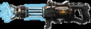 Tesla Arc Cannon