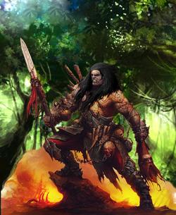 Regarkii Warrior