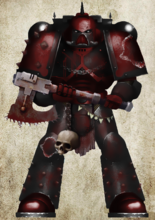 Blood Jaws Pre-Heresy Astartes
