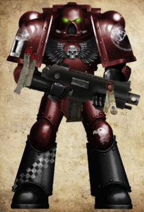 Shattered Star Astartes