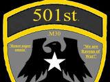 501st Mechanized Infantry Regiment