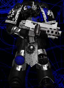TI Tactical Marine