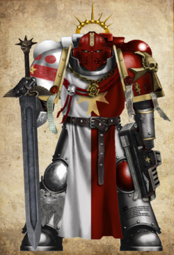 Iron Templars Knight-Captain