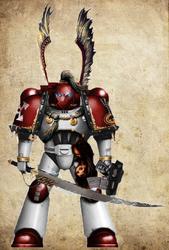 Thousand Blades Lancer