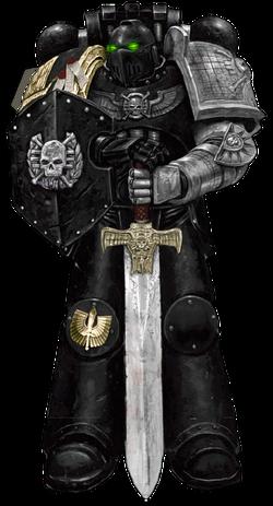 SK Deathwatch Champion