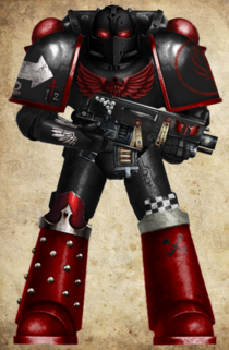Black Knights Astartes