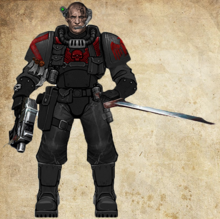 Blood Vultures Outrider 1