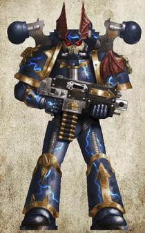 NL Heretic Legionary