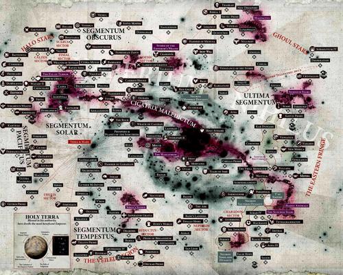 WH40K Homebrew Galaxy Map