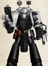 ST Apothecary Bolter