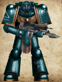 Emperor's Trident Astartes