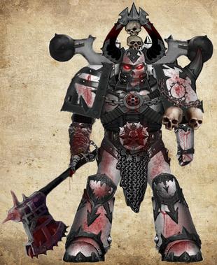 Shackles of Khorne Armour