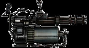 Heavy Minigun