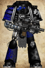 ToI Power Armor Steel Version