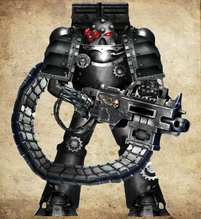 Iron Gorgons Devastator Marine