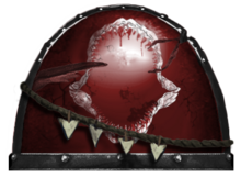 Blood Jaws Pre-Heresy Armorial