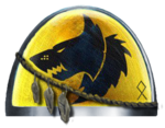 Space Wolves Armorial
