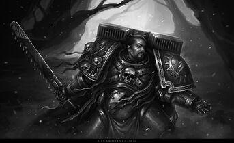 Yesonir the Ninesword Storm Son of Nakaris by d1sarmon1a