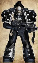 SR Assault Marine