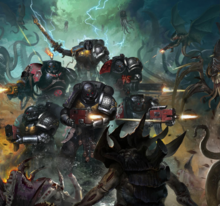 Deathwatch Kill Team Homebrew