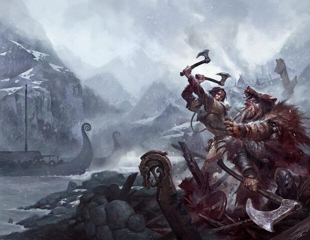 File:Kaeriolian Female vs Warrior.jpg