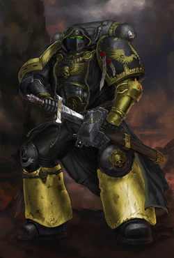 Sable Knight Champion Updated