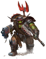 Warhammer 40,000 Homebrew Wiki:How to Make a Fanon Ork Klan