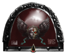 Storm Angels Armorial