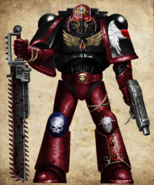 Sons Sanguine Astartes