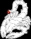 Stylised Scorpion Icon 3