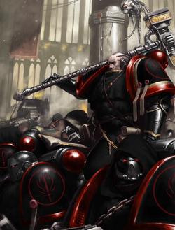 Black Knights March of War