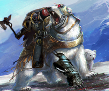 Dusk Howlers Ursine Cavalry