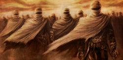 Ancient sand dwellers sancient