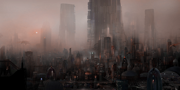 City of Helghan Hive City