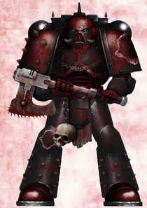 Blood Jaws Pre-Heresy Astartes 2