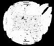 Celtic Bear Claw Stylised white