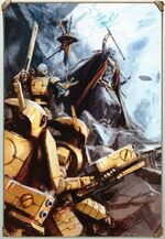 Warhammer 40,000 Homebrew Wiki:How to Create a Fanon Tau Sept
