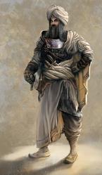 Persepolis Janissary Officer