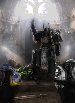 Tempest Knights | Warhammer 40,000 Homebrew Wiki | FANDOM