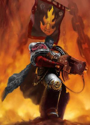 Iron Dragon 2nd Co Commander