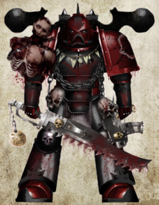 Blood Jaws Heretic Astartes 2