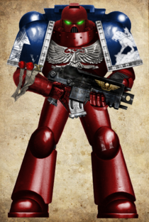 Battencian Heralds Astartes Updated