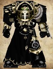 Sable Knight Terminator WBolter