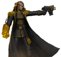 Commissar Aroha Nye